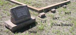 Hettie Virginia <I>West</I> Travis