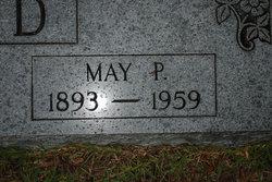 "Laura Mae ""May"" <I>Price</I> Ward"