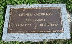 Luther S Anderson