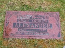 David Andrew Alexander