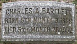 Charles A Bartlett