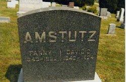 Fanny <I>Steiner</I> Amstutz