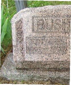 Edith Elsie <I>McClain</I> Bushong