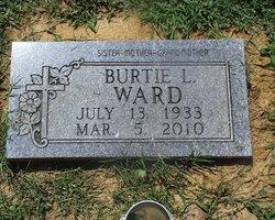 Burtie lou <I>Ice</I> Ward