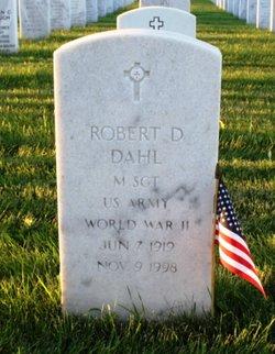 Robert D Dahl