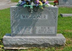 Sue <I>Allison</I> Waggoner