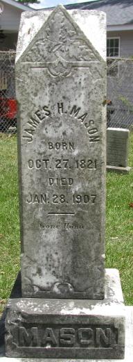 James H Mason