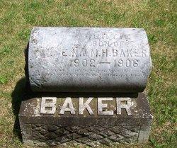 """Elbert Garrett """"Bertie"""" Baker"""