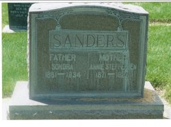Sondra Sanders, Jr