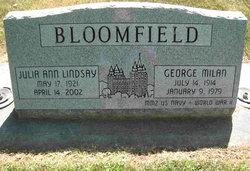 George Milan Bloomfield