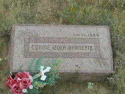 Connie Izola Barnette