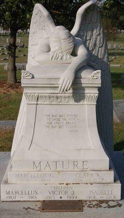 Marcellus Paul Mature