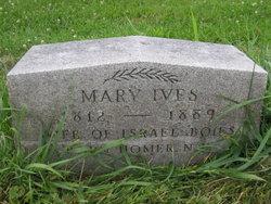 Mary <I>Ives</I> Boies