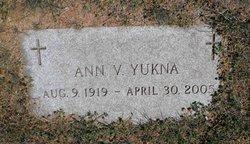 Ann V Yukna