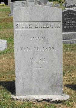 Silas Baldwin