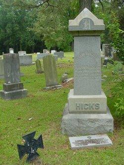 Capt Louis Thomas Hicks