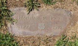 Hannah M. <I>Elfreich</I> Price