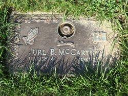 Jurl B. McCartney