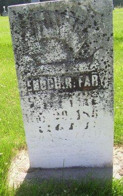 Enoch R Fary