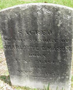 Charlotte G Mason