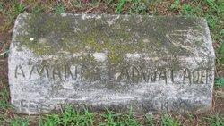 Amanda Jane <I>Cain</I> Cadwalader
