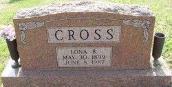 Lona Bell Cross