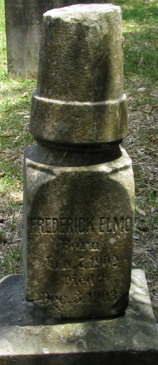 Fredrick Elmo Franklin
