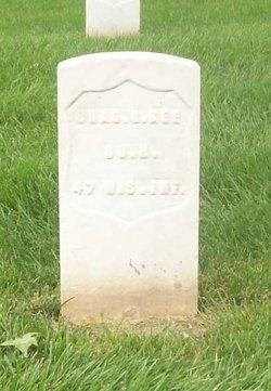 Charles C Gee