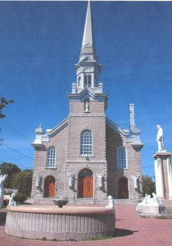 Sainte Anne de Chicoutimi Cemetery
