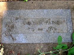 David Wallace Paine