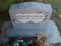 Kristel Marie Backman
