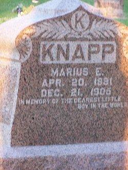 Marius E. Knapp