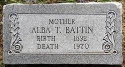 Alba Tina <I>Faust</I> Battin