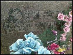 Blanche McCune