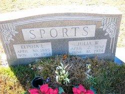 """Elisha Lite """"Lish"""" Sports"""