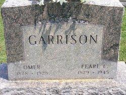 Pearl Eva <I>Hood</I> Garrison