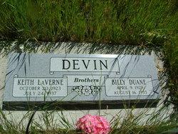 Keith Laverne Devin