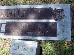 Alba G <I>Jones</I> Greenhill