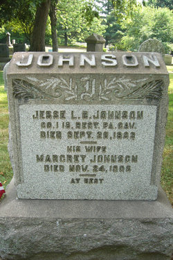 Pvt Jesse L. B. Johnson