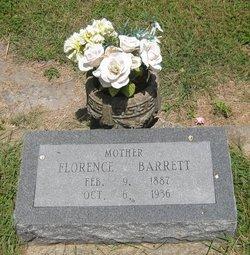 Florence A. <I>Nelson</I> Barrett