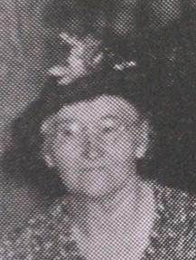 "Margaret Annaliza ""Tommie"" <I>McAdams</I> Barron"