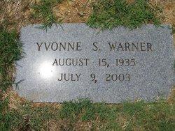 Mildred Yvonne <I>Smith</I> Warner
