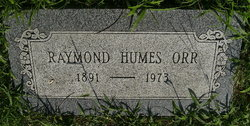 Raymond Humes Orr