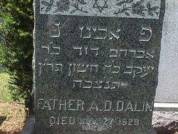 Arthur David <I>Cohen</I> Dalin