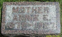 """Anna E. """"Annie"""" <I>Judd</I> Cash"""