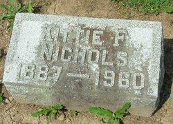 Kittie <I>Focht</I> Nichols