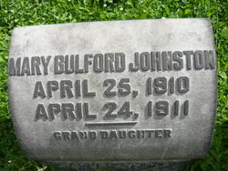 Mary Bulford Johnston