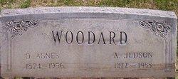 Olive Agnes <I>Ware</I> Woodard