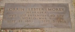 Orrin Lester Morey