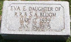 Eva Ellen Bloom